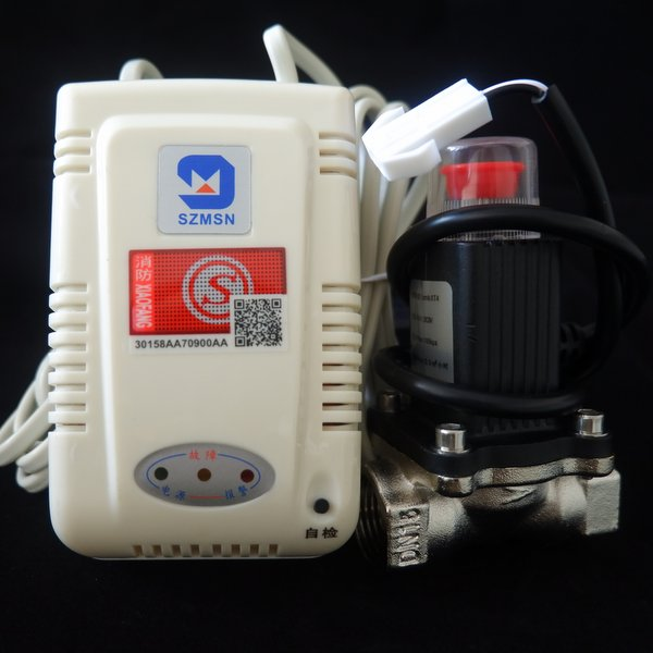 独立式燃气报警器FS0801E